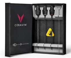 Kit 3 aiguilles Coravin