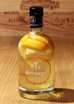 Bouteille Rhum Arrange Orange Citron Bio Ti Rhums de Ced
