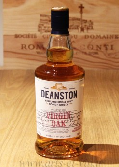 Bouteille Whisky Single Malt Deanston Virgin Oak Highland