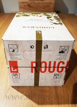 Cubi Vin Rouge 5L BIB Lumiere