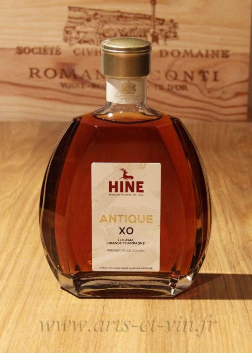 Bouteille Cognac Hine Antique XO