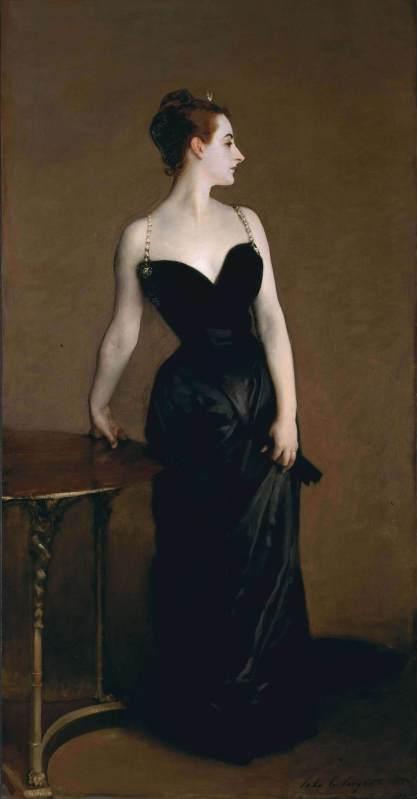 John Sargent. Madame X. 1878