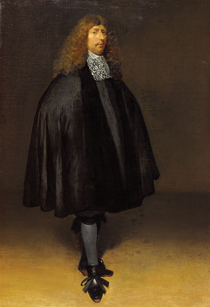 Ter Borch Self-portrait