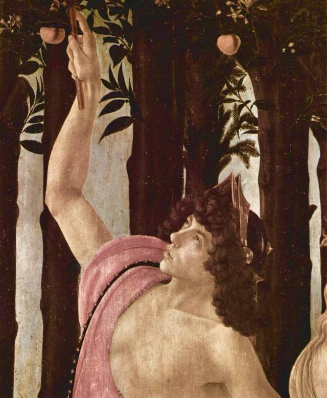Botticelli Mercury