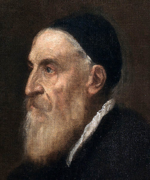 Titian. Self-portrait