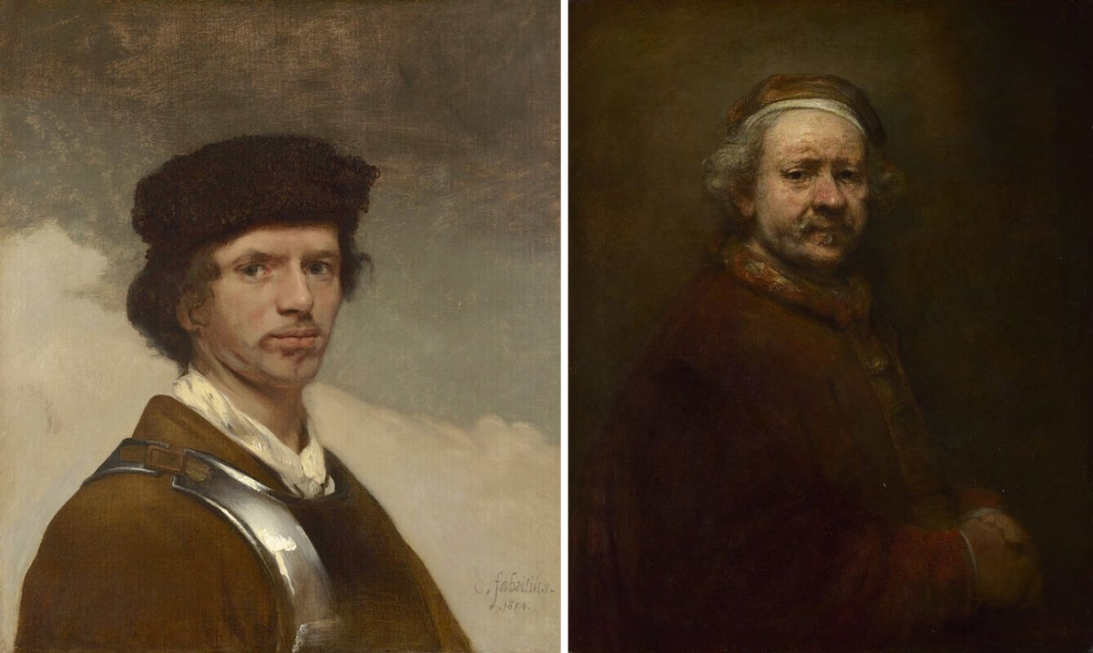 Fabritius and Rembrandt