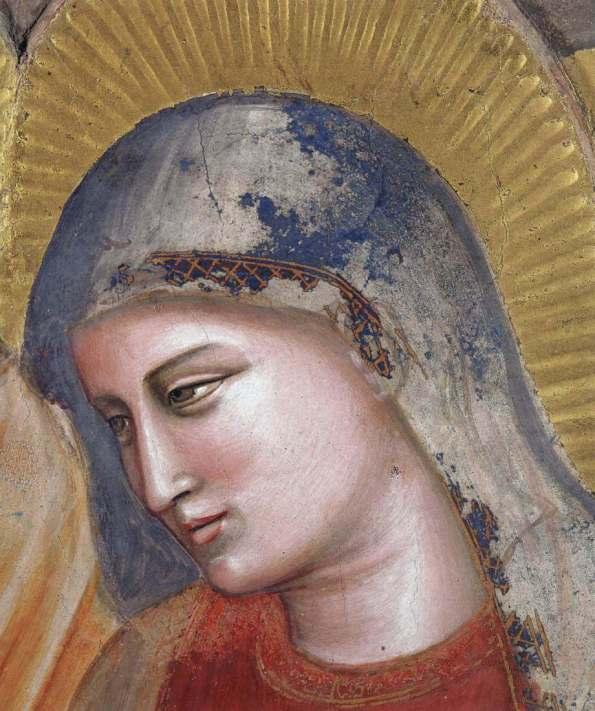 Giotto. Adoration of the Magi. 1303-1305.