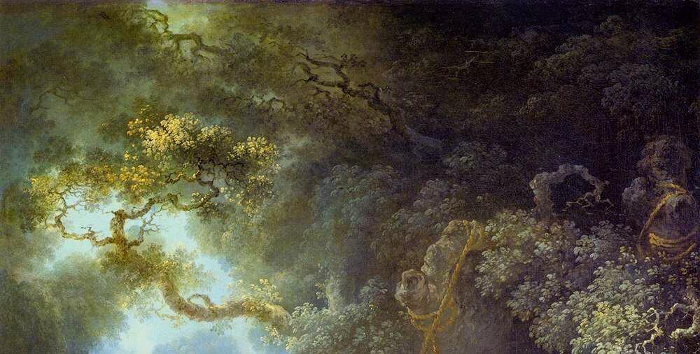 Jean-Honore Fragonard.TheSwing.