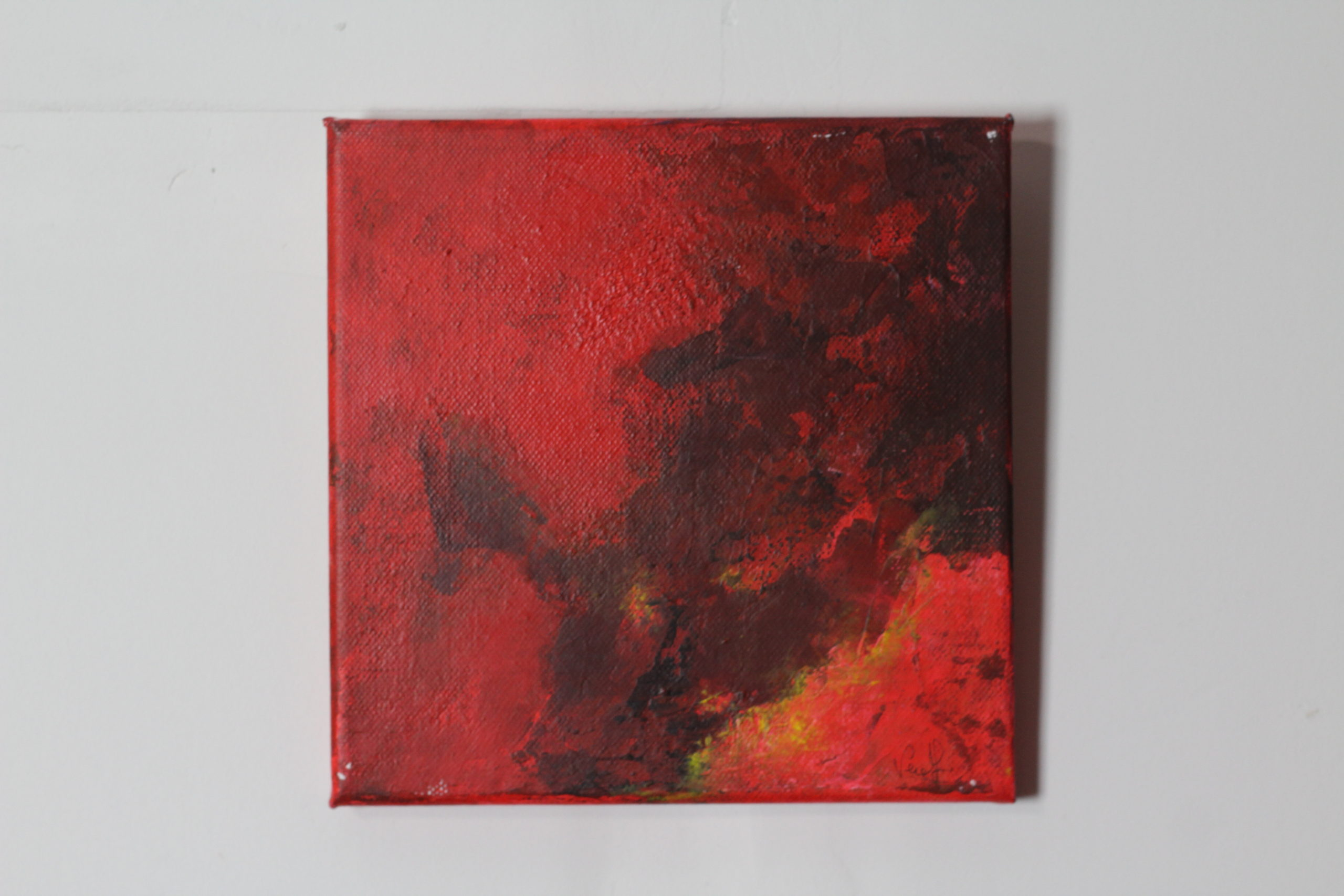 Peinture : Nature 2 20x20 (Véronique Fuchs-Sublon)