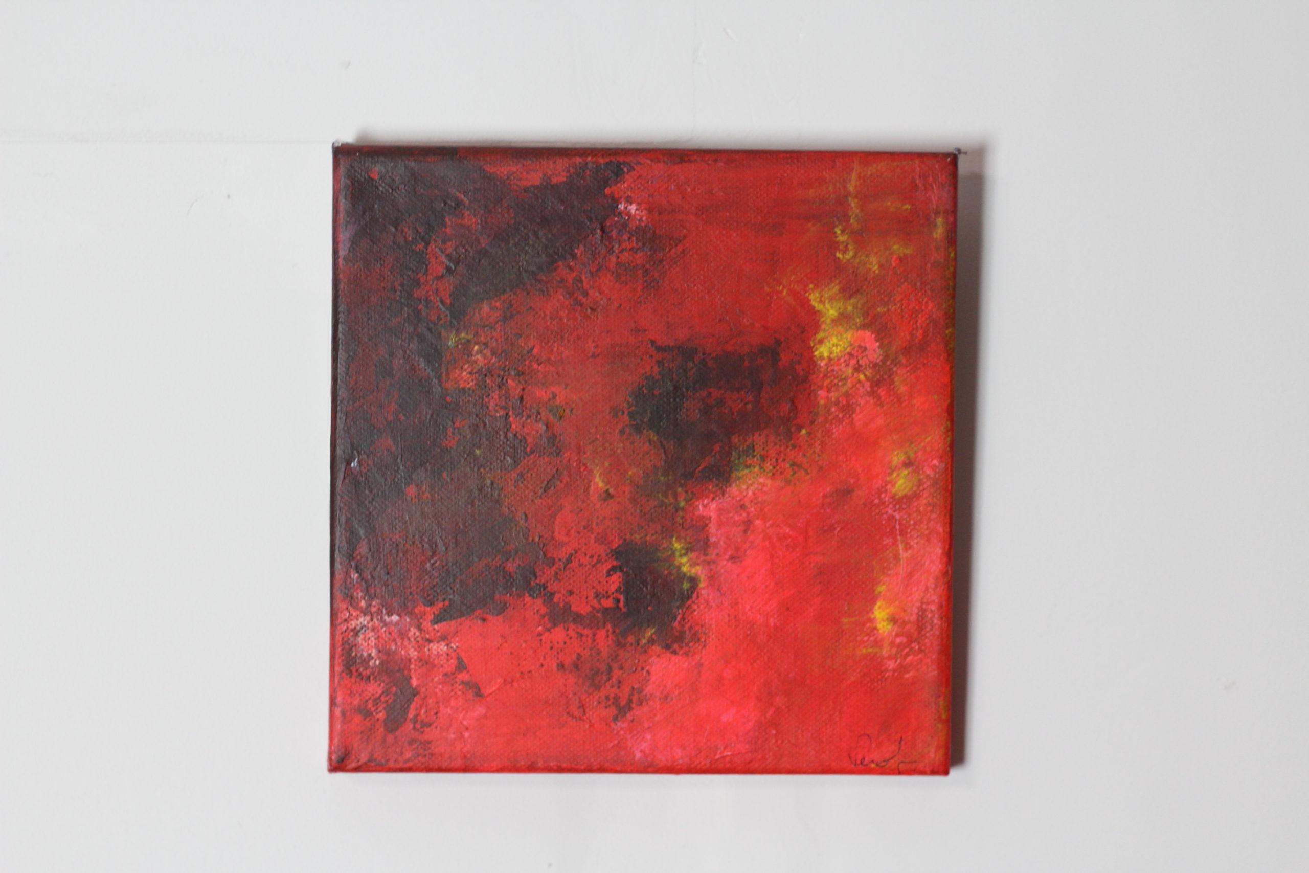 Peinture : Nature 3 20x20 (Véronique Fuchs-Sublon)