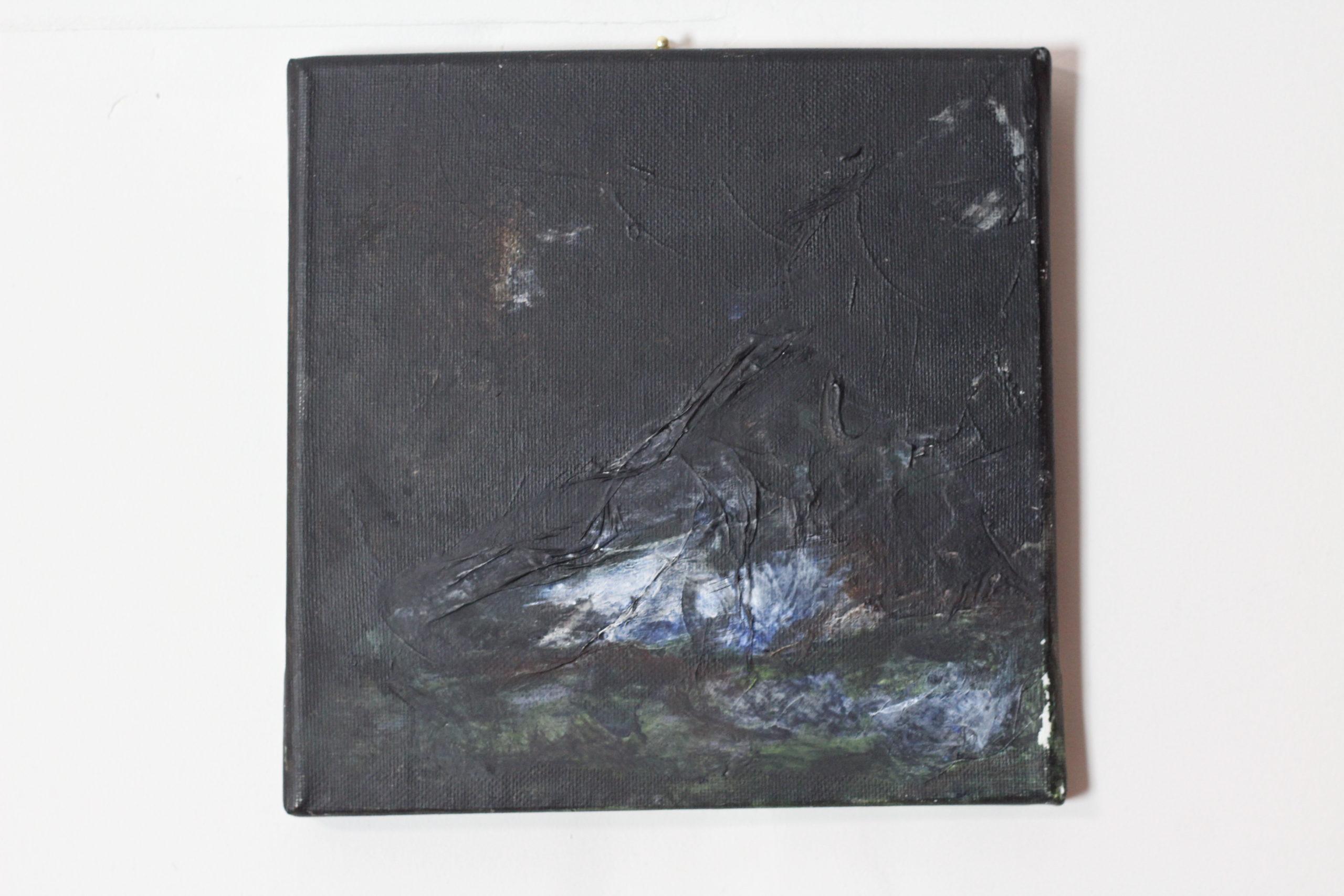 Peinture : Nature 5 20x20 (Véronique Fuchs-Sublon)