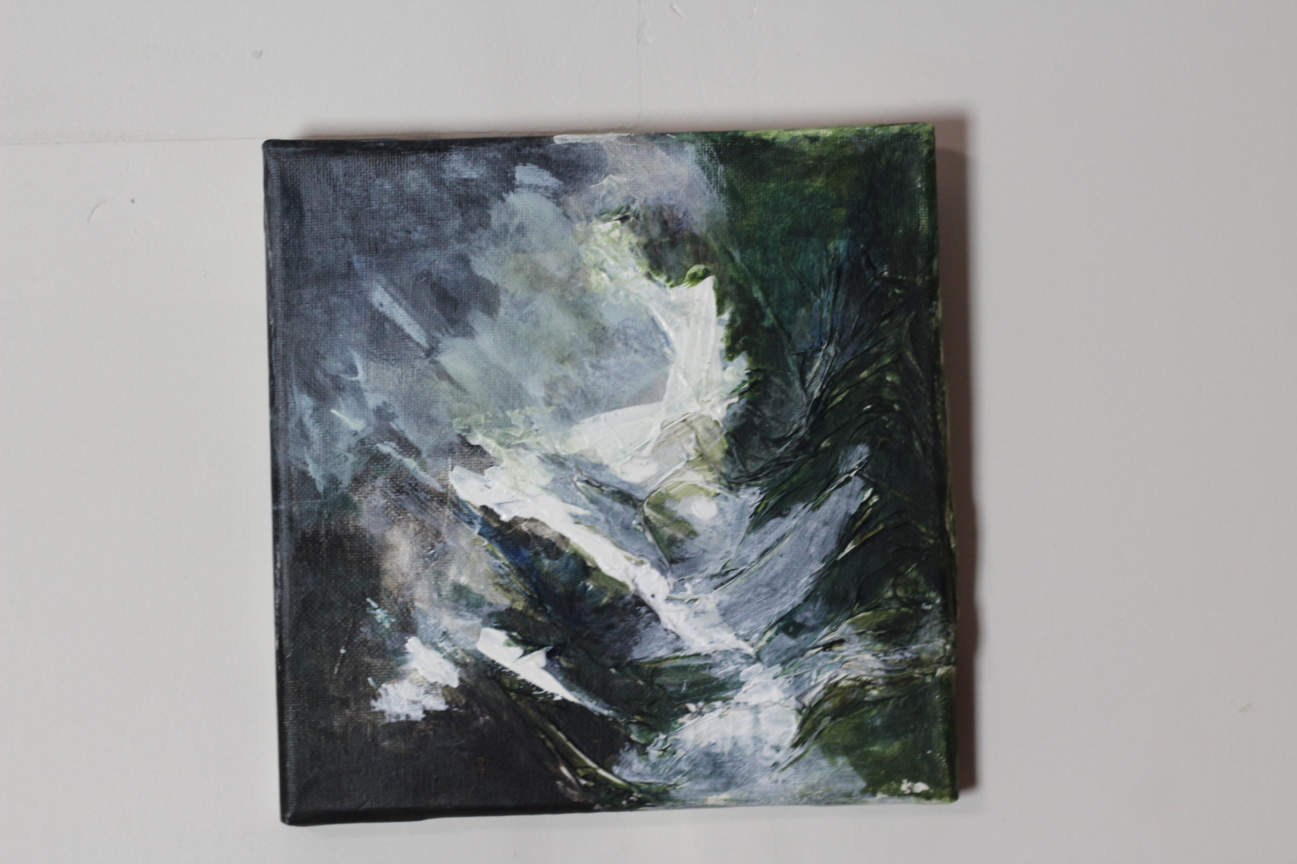 Peinture : Nature 6 20x20 (Véronique Fuchs-Sublon)