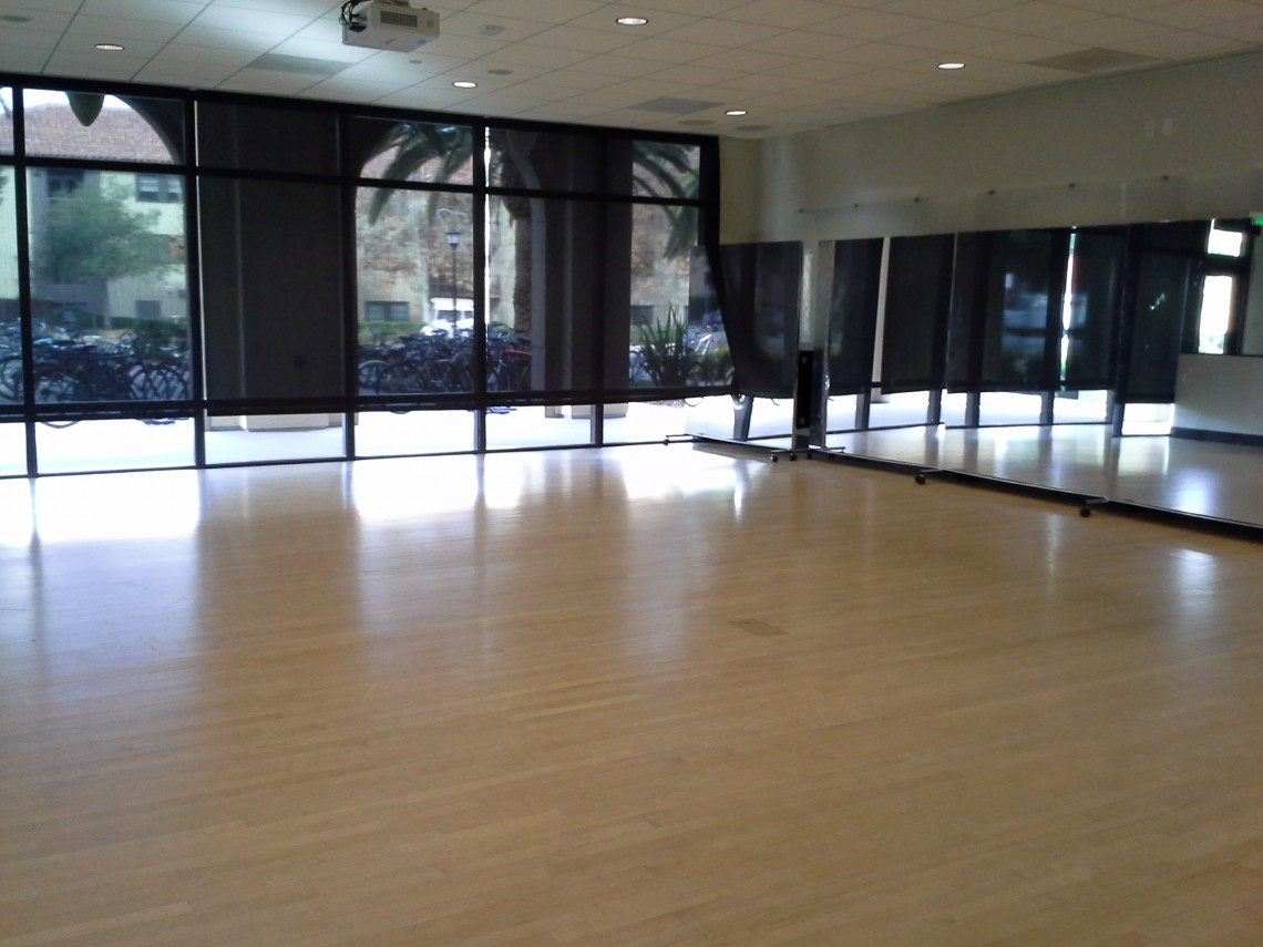Arrillaga Multipurpose Room Stanford Arts