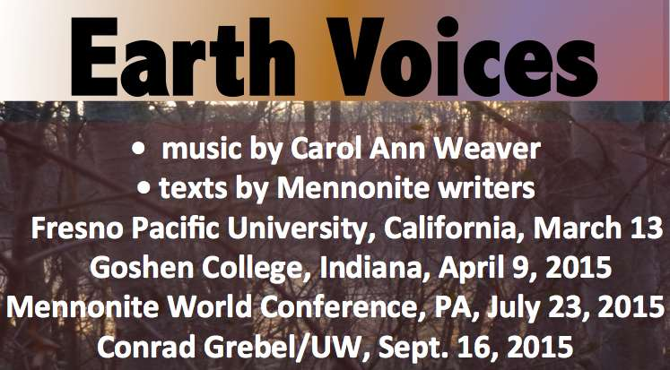 Earth Voices MWC