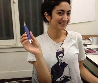 Samira Yamin