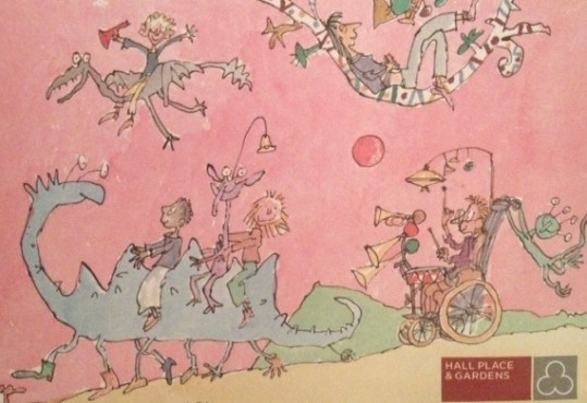 Welcome to Planet Zog © Quentin Blake