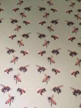 Bees Wallpaper by Louis Masai