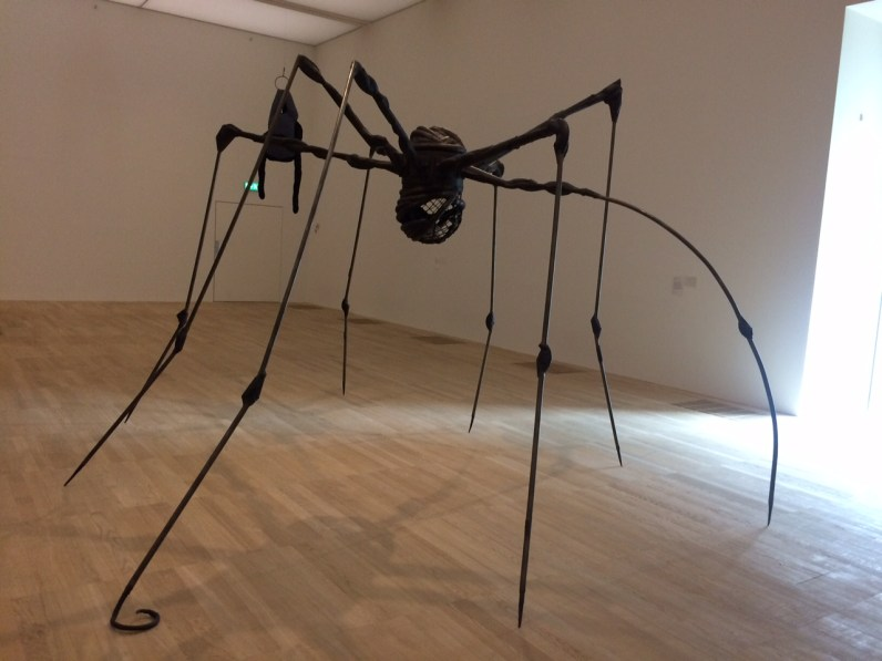 Louise Bourgeois gallery - Tate Modern