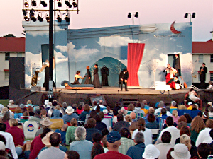 2015 San Francisco Shakespeare in the Park