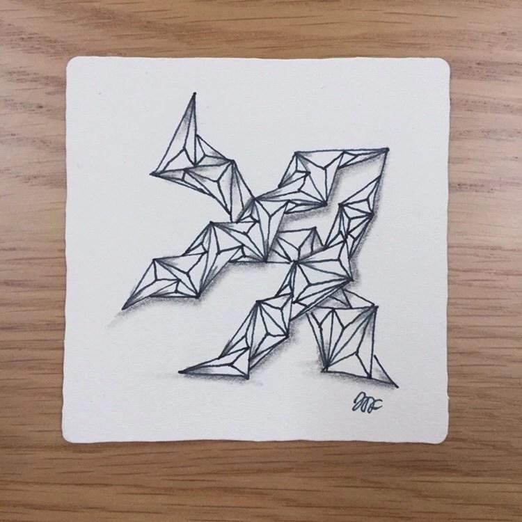 ©️2018 ArtsAmuse - Tenacity - Tenacité - 2