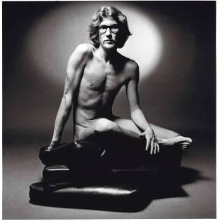 Jean-Loup Sieff, Yves Saint Laurent (1971) [exposition Masculin/Masculin à Orsay]