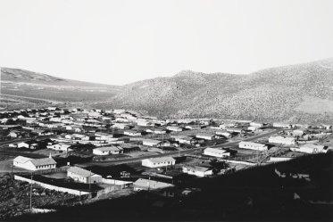 Lewis Baltz Lemmon Valley, Looking North, from the Nevada portfolio (1977)