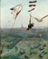 Gustave Doré, Entre Ciel et Terre, 1862