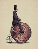 Eric Penny Farthing