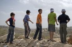 Mouna Saboni, Je voudrais voir la mer (Palestine - 2010-2011).