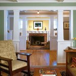 Woodwork Finishes For The Craftsman Home Design For The