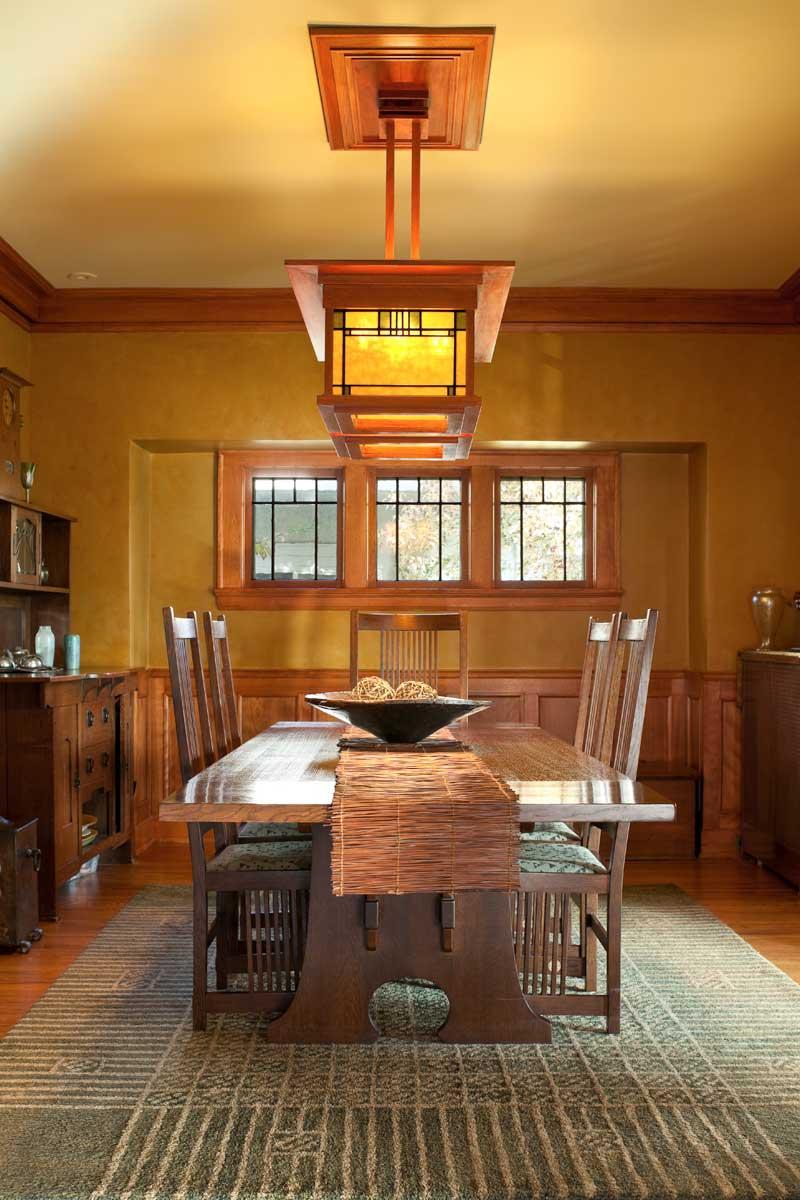 Arts And Crafts Homes Interiors