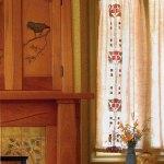 Craftsman Era Curtains Design For The Arts Crafts House Arts Crafts Homes Online