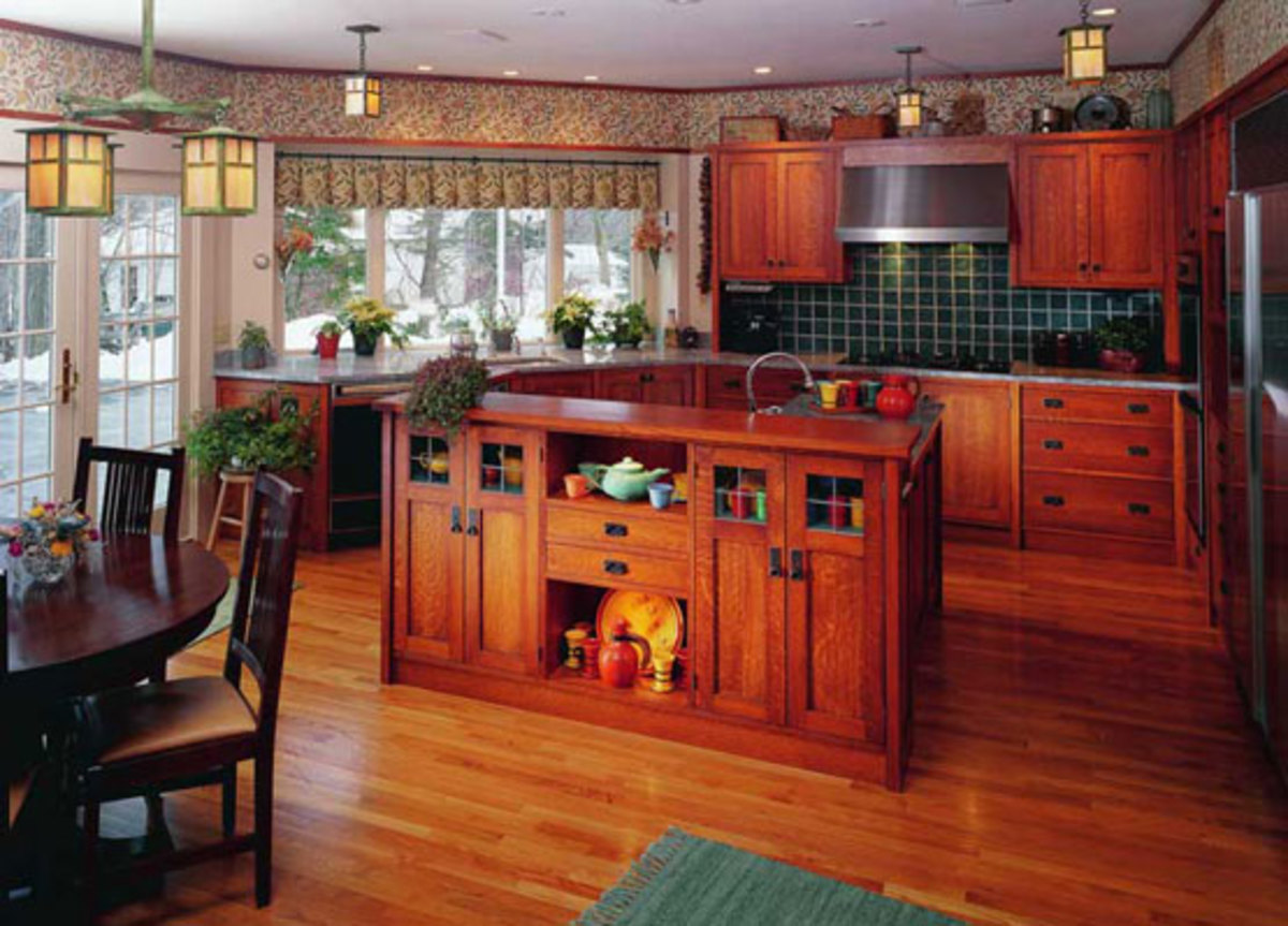 Kennebec Company Design For The Arts Amp Crafts House