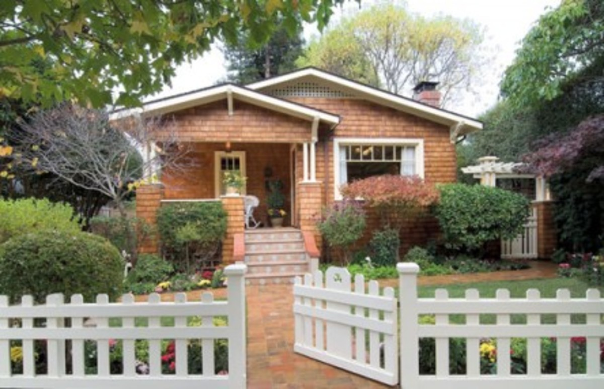 House Styles The Craftsman Bungalow Design For The Arts
