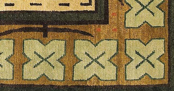 english ivy rug