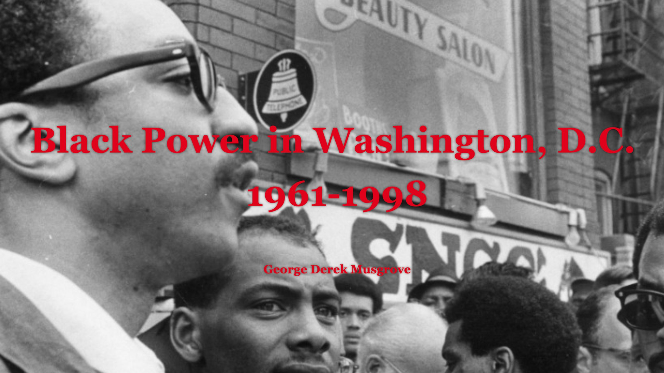 Black Power in DC