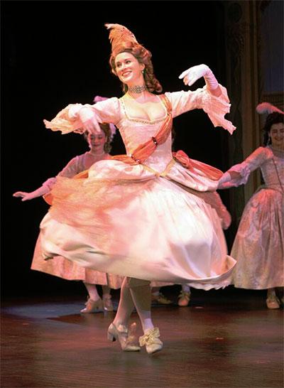 New York Baroque Dance Company. Photos courtesy of NYBDC.
