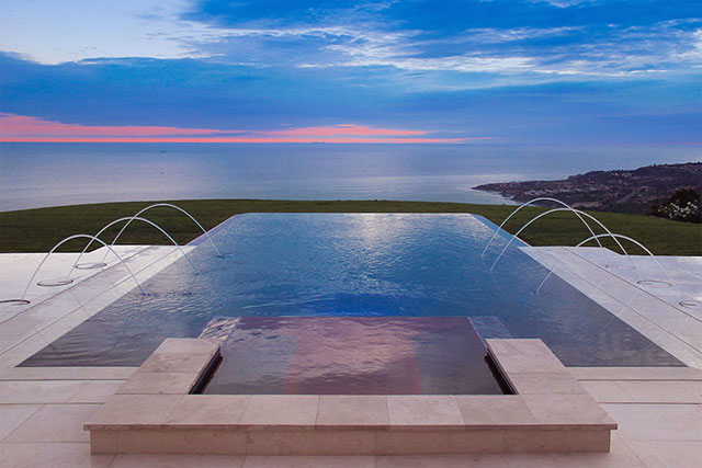 amazing-infinity-pool-designs-pool-design-southern ...