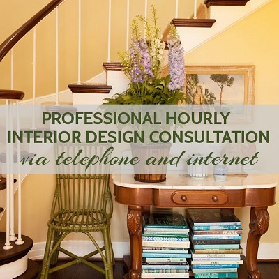 Professional Hourly Interior Design Consultations