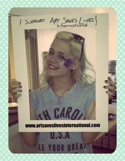ASLI Volunteer Coral Timson