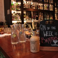 Fever-Tree Ultimate Gin & Tonic Pop Up Bar