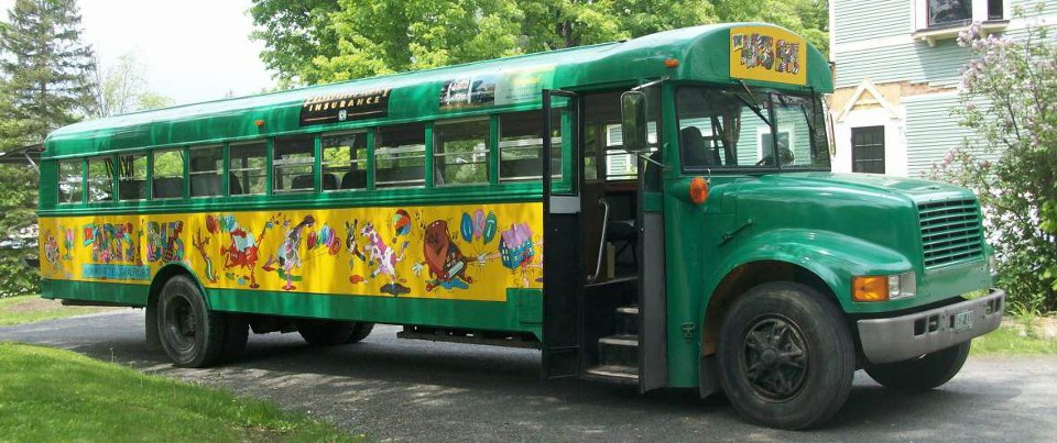 The ARTS BUS