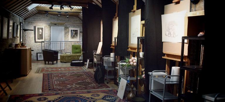 The Old Bakehouse Studios of Art