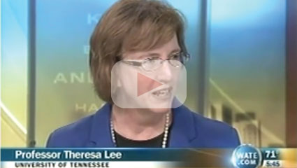 Dean Theresa Lee Interview on WATE