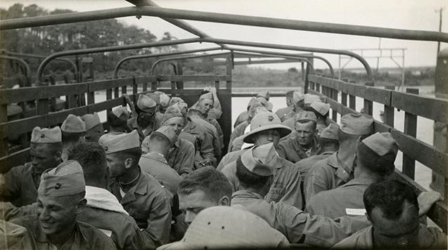 World War II Photography