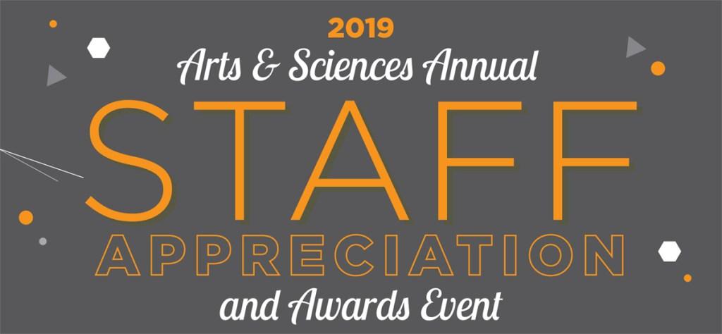 2019 Staff Appreciation