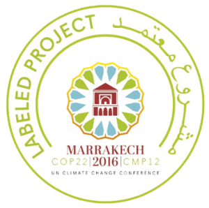 Logo Label COP 22