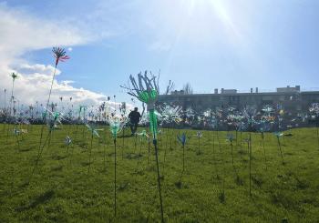 Exposition Flowers 2.0 à Garges-lès-Gonesse
