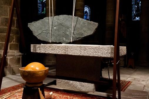 Exposition Roc Gong de Pierre Estève
