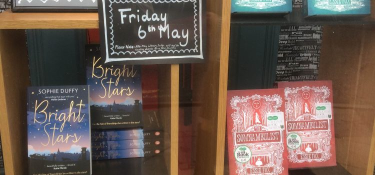 Spotted at King Street Waterstones